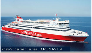 Anek-Superfast Ferries - Superfast XI