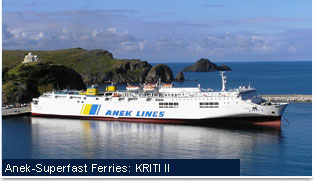 Anek-Superfast Ferries - Kriti II