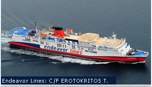Endeavor Ferries - Erotokritos