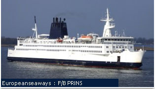 European Seaways Ferries - F/B PRINS
