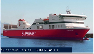 Superfast Ferries - Superfast I