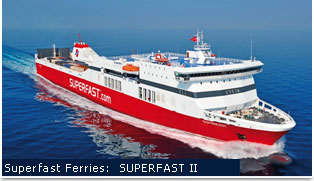 Superfast Ferries - Superfast II