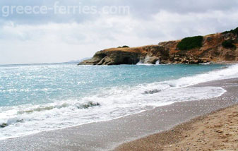 Kythira Greek Islands Greece Paleopoli beach
