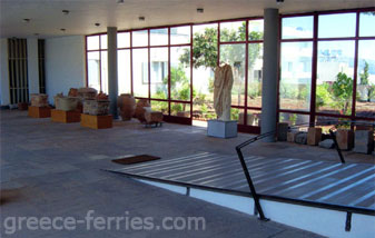 Agios Nikolaos Archaeological Museum Lassithi Crete Greek Islands Greece