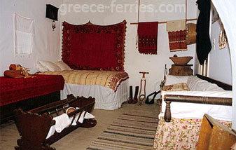 Neapolis Folklore Museum Lassithi Crete Greek Islands Greece