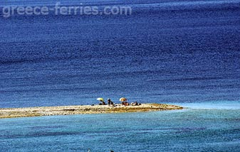 Agios Pavlos Beach Amorgos Cyclades Greek Islands Greece