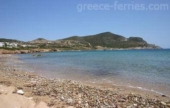 Agios Georgios Beach Antiparos Cyclades Greek Islands Greece