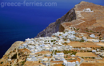 Folegandros Island Cyclades Greek Islands Greece