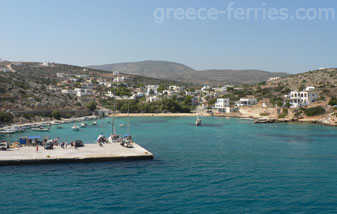 Iraklia Cyclades Greek Islands Greece
