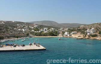 Cyclades Irakleia Greek Islands Greece