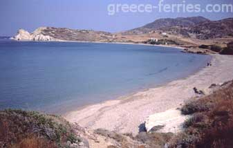 Ai Giorgis Beach Kimolos Island Cyclades Greece