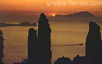 Mythology Kimolos Island Cyclades Greece