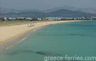 Agios Prokopios Naxos Cyclades Greek Islands Greece