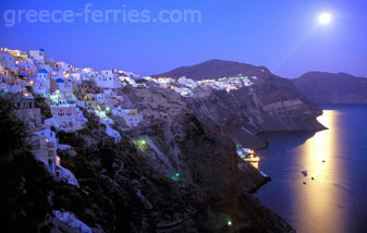 Santorini Thira Cyclades Greek Islands Greece