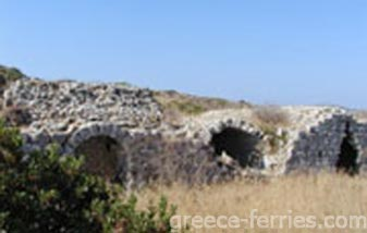 Archaeology Agathonisi Dodecanese Greek Islands Greece