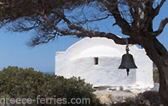 Churhes & Monasteries in Agathonisi Dodecanese Greek Islands Greece