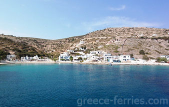 Agathonisi Dodecanese Greek Islands Greece