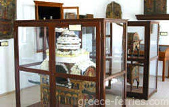Ecclesiastical Museum of Astypalea Dodecanese Greek Islands Greece