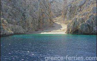 Ftenagia Beach Halki Dodekanesse Greek Islands Greece