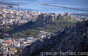 Chorio Kalymnos Dodecanese Greek Islands Greece