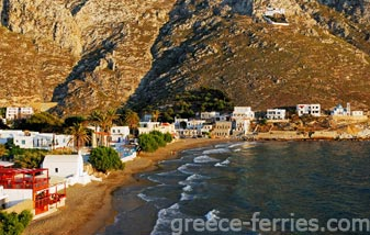 Panormos Kalymnos Dodecanese Greek Islands Greece