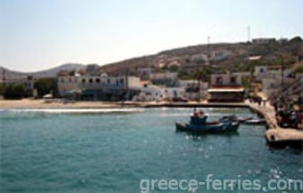 Pserimos Kalymnos Dodecanese Greek Islands Greece