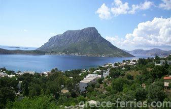 Telendos Kalymnos Dodecanese Greek Islands Greece