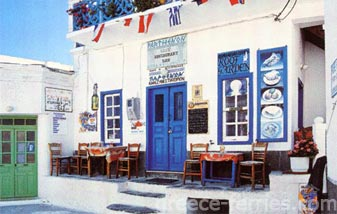 Architecture of Karpathos Dodekanesse Greek Islands Greece