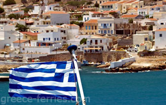 Kasos Dodecanese Greek Islands Greece