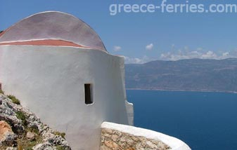 Churches & Monasteires Kastelorizo Dodekanesse Greek Islands Greece