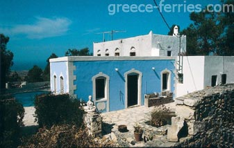 Architecture of Kos Dodecanese Greek Islands Greece