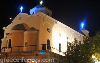 Churches and Monasteries Kos Dodecanese Greek Islands Greece