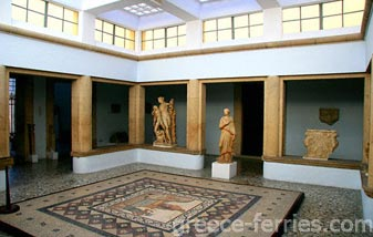 Archaeological Museum Kos Dodecanese Greek Islands Greece