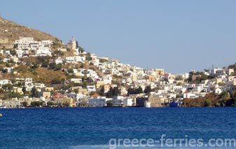 Leros Dodecanese Greek Islands Greece