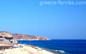 Petra Beach Patmos Dodecanese Greek Islands Greece