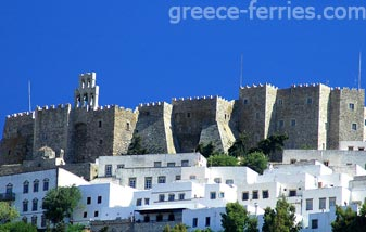 Patmos Dodecanese Greek Islands Greece
