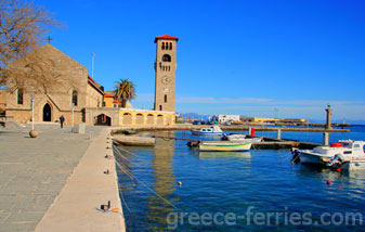 Rhodes Dodecanese Greek Islands Greece