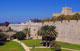 The Castle Rhodes Dodecanese Greek Islands Greece