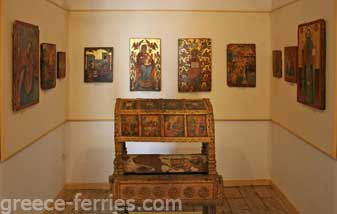 Archeological and Folklore Museum Symi Dodecanese Greek Islands Greece