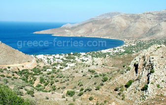 Tilos Dodecanese Greek Islands Greece