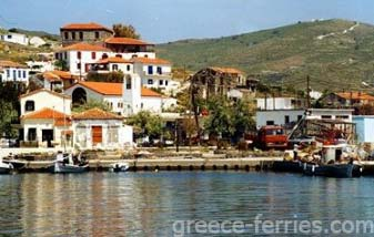 Agios Efstratios East Aegean Greek Islands Geece