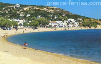 Agia Fotia Beach Chios East Aegean Greek Islands Greece