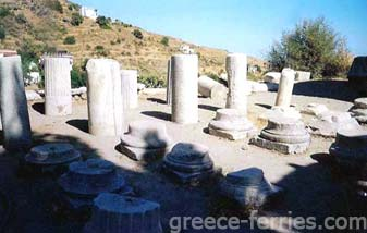 Archaeology of Ikaria East Aegean Greek Islands Greece