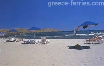 Riha Nera Beach Limnos East Aegean Greek Islands Greece