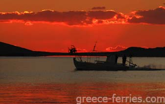 Limnos East Aegean Greek Islands Greece