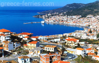 Samos East Aegean Greek Islands Greece