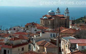 Architecture of Samos East Aegean Greek Islands Greece