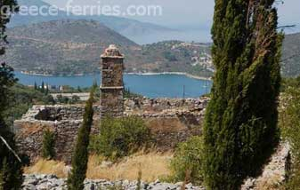 Archaeology of Ithaka Greek Islands Ionian Greece
