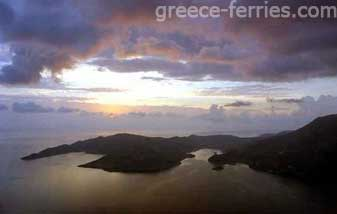 Ithaka Greek Islands Ionian Greece