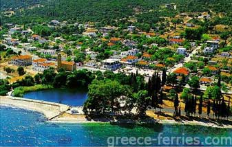 Kefalonia Ionian Greek Islands Greece